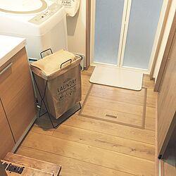 バス/トイレ/スタジオクリップ/Studio Clip/ランドリーバスケット/珪藻土のインテリア実例 - 2017-01-20 13:01:08