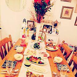 机/雑貨/クリスマス/食器/ダイニング...などのインテリア実例 - 2014-03-30 23:45:36
