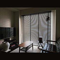 バタフライスツール/タチカワブラインド/カリモク60 Kチェア/一人暮らし/アフタービートのインテリア実例 - 2020-02-29 10:12:32