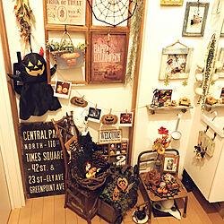 かぼちゃ/アマビエ/100均リメイク/ハロウィン/幼稚園椅子...などのインテリア実例 - 2020-09-21 03:12:55