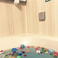 お風呂で音楽/お風呂にBluetooth/Bluetooth/〇〇のある暮らし/アメリカン...などのインテリア実例 - 2020-01-24 20:50:36