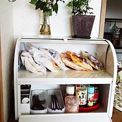 キッチン/ブレッドケースのインテリア実例 - 2019-06-05 11:00:55