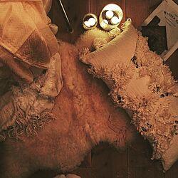 ベッド周り/Blanket/cushion/Candle/cozy...などのインテリア実例 - 2016-12-03 23:54:44