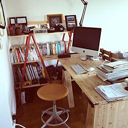 机/DIY/handmadeのインテリア実例 - 2013-06-19 21:22:27