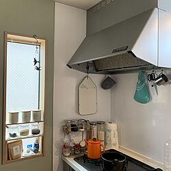 モニター応募投稿/キッチンのインテリア実例 - 2020-08-07 10:31:06