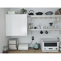 キッチン/キッチン背面/ストウブ/CAINZ HOME/カインズ...などのインテリア実例 - 2018-09-25 13:38:26