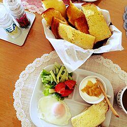 キッチン/ニトリ /カゴ大好きのインテリア実例 - 2015-05-23 09:07:18