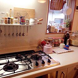 キッチンのインテリア実例 - 2016-08-16 09:23:38