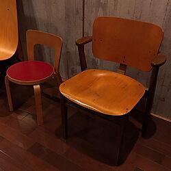 アルヴァアアルト/アルテック/Alvar Aalto/artek/ヴィンテージ...などのインテリア実例 - 2019-07-10 18:01:49
