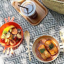 キッチン/ピクニック/うちカフェ/梅雨を楽しく/のんびり暮らす...などのインテリア実例 - 2016-07-05 17:47:14