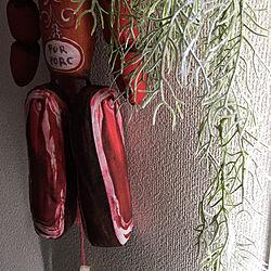 ナタリーレテ/肉人形/フェイクグリーン/Usagi pour toi/アッシュペーデコ...などのインテリア実例 - 2018-08-01 16:28:25
