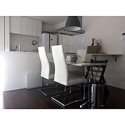 キッチン/IKEA/ペンダントライト/ゴミ箱/ダイニング...などのインテリア実例 - 2017-01-24 15:48:32