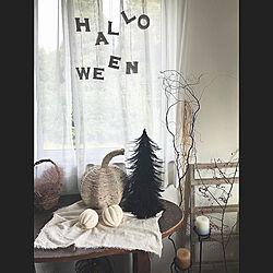 大人ハロウィン/黒い羽根/白いかぼちゃ/ハロウィン/いつも見てくれてありがとう♥︎...などのインテリア実例 - 2020-09-15 15:47:40