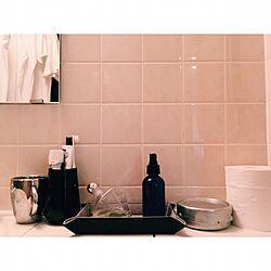 バス/トイレ/DULTON/ユニットバス/部屋干し/浴室乾燥のインテリア実例 - 2017-07-11 07:06:30
