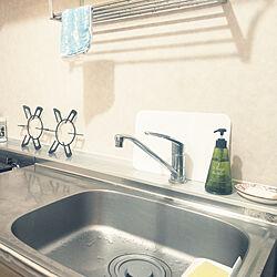 キッチン/北欧/雑貨/同棲カップル/DIY...などのインテリア実例 - 2020-03-23 15:34:30