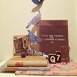お買い物♪/MIYAKE&JubileeMarket/セール品/洋書/鳥部♡...などのインテリア実例 - 2013-12-15 19:03:40