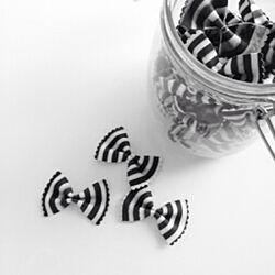 キッチン/白黒/モノトーン/しましま/IKEA...などのインテリア実例 - 2014-12-14 14:38:54