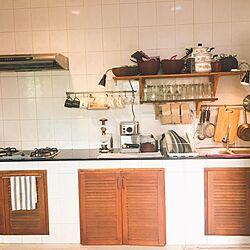 キッチン/DIYのインテリア実例 - 2016-10-22 11:33:35