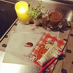 キッチン/ネコマンジュウ/ねこ/猫/ほっこり...などのインテリア実例 - 2017-03-24 01:43:42