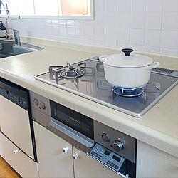 ILO/リンナイ/コンロ/キッチンのインテリア実例 - 2019-07-07 13:44:26