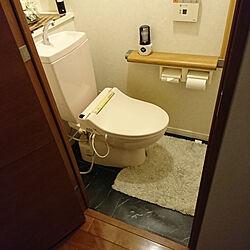 バス/トイレ/DIY/トイレ/うちのトイレのインテリア実例 - 2018-08-19 18:55:05