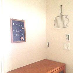 壁/天井/焼き網/黒板♡のインテリア実例 - 2013-11-28 21:36:22