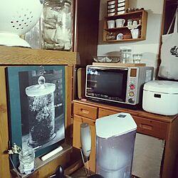キッチン/マスキングテープ/こんばんは+*。/いつもいいね!ありがとうございます♪/ポストカードのインテリア実例 - 2015-11-23 23:05:33