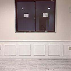 リビングの壁/アンティーク/DIY/レトロ/腰壁...などのインテリア実例 - 2020-03-06 12:40:47