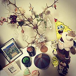 サンタクロース/tomte/北欧/雑貨/Christmas...などのインテリア実例 - 2015-12-20 22:26:07
