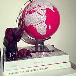棚/Books/GLOBAL/elephantのインテリア実例 - 2013-08-09 09:09:20