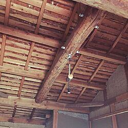 キッチン/アンティーク/古材/DIY/クロス...などのインテリア実例 - 2016-10-14 13:26:32