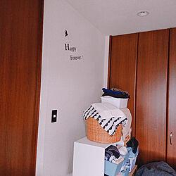 ベッド周り/二世帯住宅/築21年目/2階の寝室のインテリア実例 - 2021-06-07 14:36:32
