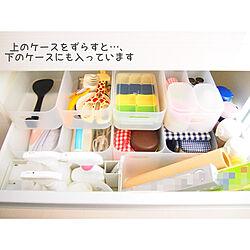 キッチン/整理収納アドバイザー2級/収納アイデア/無印収納/MUJI収納...などのインテリア実例 - 2019-02-15 09:00:16