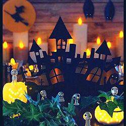 魔女と満月/キャンバスポスター/ニトリ/コダマ(o。O)/ハロウィン...などのインテリア実例 - 2020-09-25 19:31:26