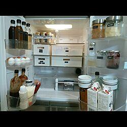 キッチン/シンプル/詰め替え/調味料/ニトリ...などのインテリア実例 - 2016-03-16 20:44:31