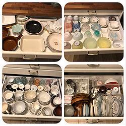 キッチン/引き出し/引き出し収納/IKEA/イケア...などのインテリア実例 - 2018-11-28 21:59:26