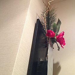 玄関/入り口/お正月用のインテリア実例 - 2012-12-27 13:35:12