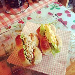 キッチン/手作りパン/お昼ご飯のインテリア実例 - 2014-05-16 10:08:27