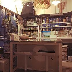 ニトリワークテーブル/IKEA/自分の好きなものたちに囲まれて幸せ/古い賃貸一戸建て/WTW...などのインテリア実例 - 2020-09-29 17:57:37