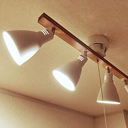 RoomClipアンケート/一人暮らし/記録用/照明/壁/天井のインテリア実例 - 2020-04-26 22:43:34