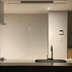 リノリウム/リノベーション賃貸/オープンキッチン/照明/Forbo...などのインテリア実例 - 2020-11-29 17:45:19