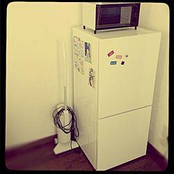 リビング/家電/冷蔵庫/オーブン/掃除機...などのインテリア実例 - 2012-05-31 18:31:32