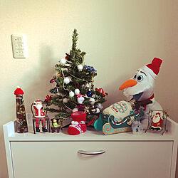 disney/ハーバリウム手作り/クリスマス/玄関/入り口/Disneyのある暮らし...などのインテリア実例 - 2019-12-13 12:49:17