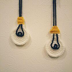 部屋全体/DIY/ハンドメイド/編み物/かぎ針編み...などのインテリア実例 - 2017-03-06 19:37:06
