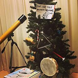 リビング/ダウンライト 調光 LED/#クリスマス#サンタさん/楽器のある部屋/狭い家のインテリア実例 - 2018-04-03 23:06:43