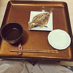 御膳/魚/和モダン/和風モダン/和風 インテリア...などのインテリア実例 - 2019-07-18 14:36:01