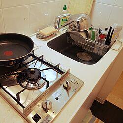 キッチン/一人暮らし/収納/食器のインテリア実例 - 2014-05-11 11:25:39