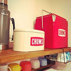 ファイヤーキング/パイレックス/グラスベイク/キッチン棚DIY/棚のインテリア実例 - 2019-12-01 22:01:48
