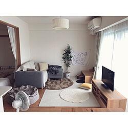 定点観測/模様替え/IKEA/無印良品/ニトリ...などのインテリア実例 - 2021-05-19 20:07:02