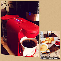 DRIP POD/コーヒーマシン/ノリタケ/癒し/お家カフェ...などのインテリア実例 - 2019-11-19 15:31:47